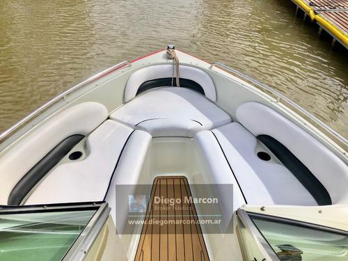 bermuda twenty one volvo 4.3 190 hp - torre de wake