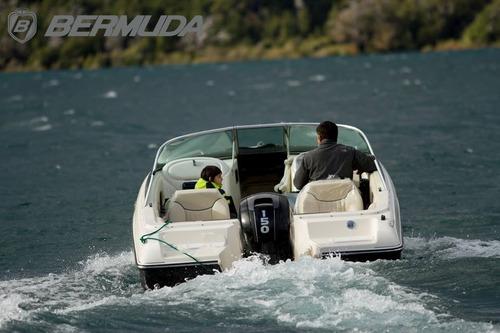 bermuda twenty sport con evinrude  150 hp 4 tiempos