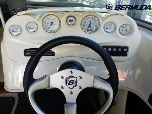 bermuda twenty sport con yamaha  150 hp 4 tiempos lujo total
