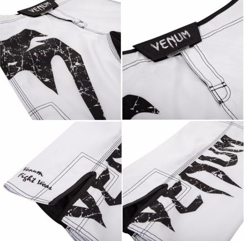 bermuda venum giant white black