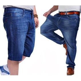 239c1dff8 Calca Destroyed Rasgada Plus Size - Calçados, Roupas e Bolsas no ...