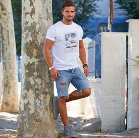 6a64604dd4 Ropa A La Moda Para Hombres - Shorts y Bermudas Hombre en Mercado ...
