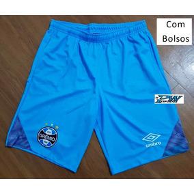 de4c84f569d2c Bermuda De Treino Barcelona no Mercado Livre Brasil
