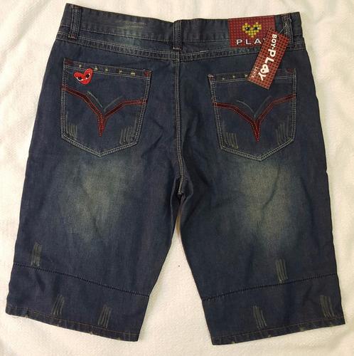 bermudas jeans !