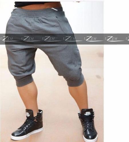 bermudas masculinas bermuda moletom calça short masculino
