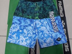654d351ef Bermuda Outras Marcas Masculinas Branco em Pernambuco no Mercado Livre  Brasil
