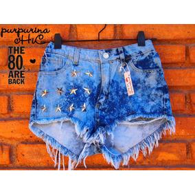26d0ee7b2a329 Pantalones Cortos Tiro Alto Mujer - Ropa y Accesorios en Mercado ...
