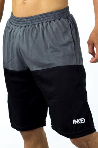 bermudas shorts inked nike caballeros inked mayor detal