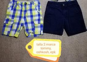Para Oshkosh Talla Epk 2 Bermudas Años Tommy Niño F3ul1KJTc5