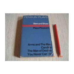 bernard shaw - plays pleasant - penguin plays