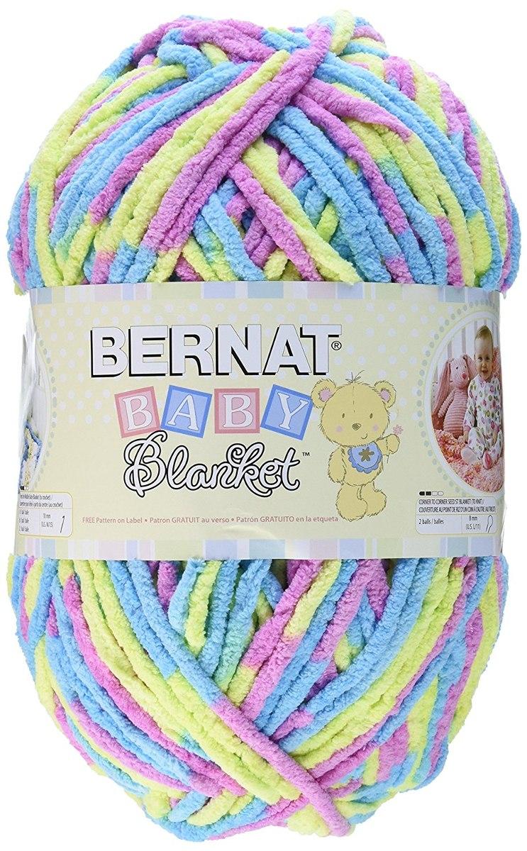 Bernat, Manta Bebé Yarn (jelly Beans) - $ 145.821 en Mercado Libre