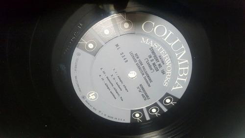 bernstein mendelssohn haydn sinfonías disco lp vinil impor °