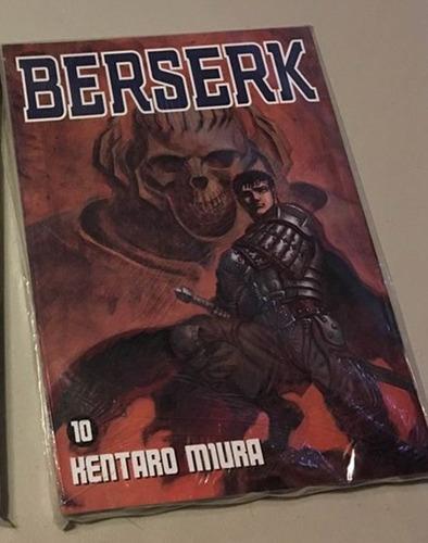 berserk #10 (nuevo)