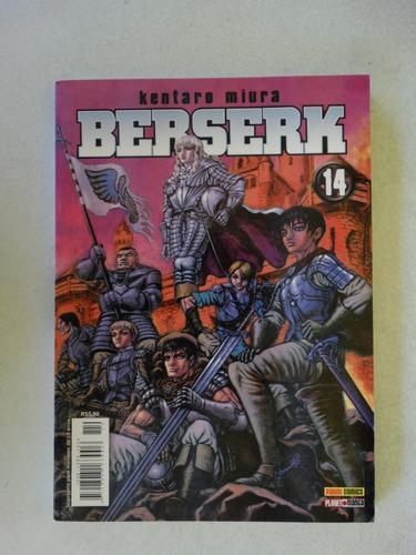 berserk nº 14! panini junho 2006!