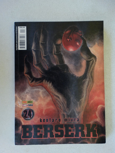 berserk nº 24! panini abril 2007!