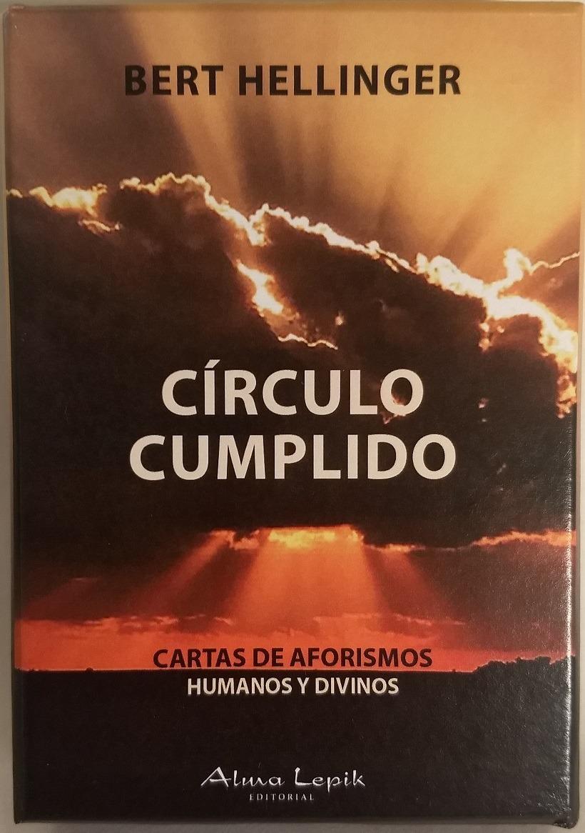 Bert Hellinger Círculo Cumplido Pocket Cartas Unicas