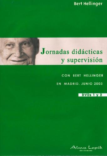 bert hellinger - seminario didáctica y supervisión dvd