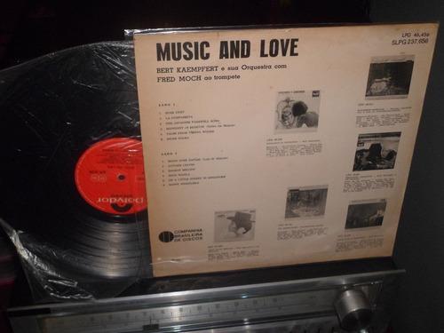 bert kaempfert - music and love