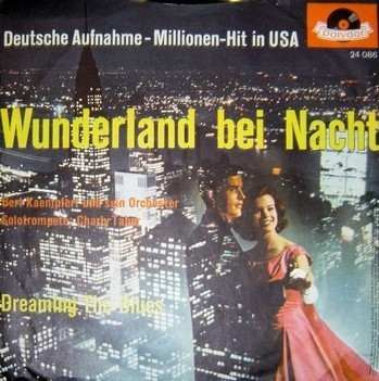 bert kaempfert - wonderland by night 1960 - compacto (imp.)