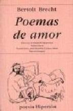 bertolt brecht - poemas de amor - como nuevo