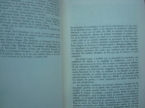 bertrand de jouvenel et al., el entorno del hombre.