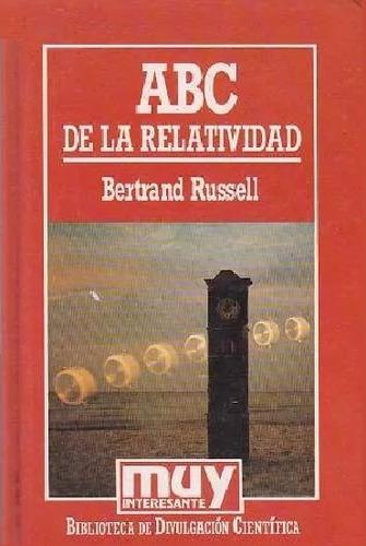bertrand russell - el abc de la relatividad