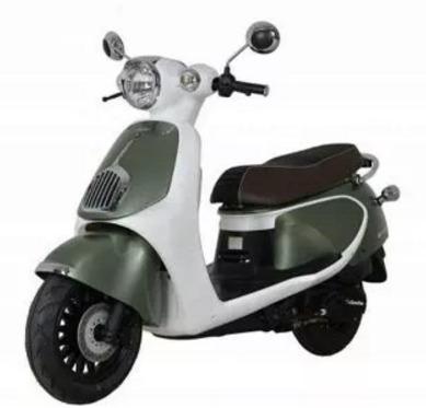 besbi 125 scooter daelim