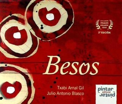 besos (3ª edicion) (poesia) - cartone(libro infantil y juven