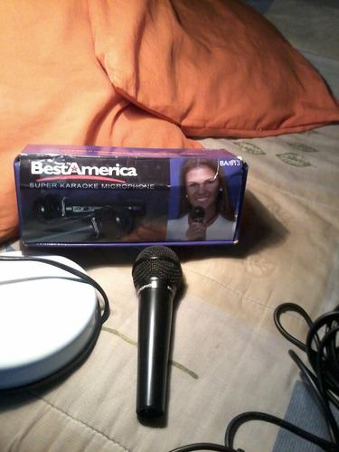 best america microfono