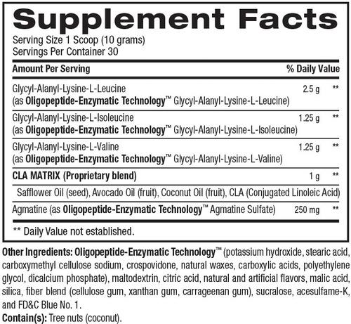 best bcaa bpi 30 servicios aminoácidos + invima envío gratis