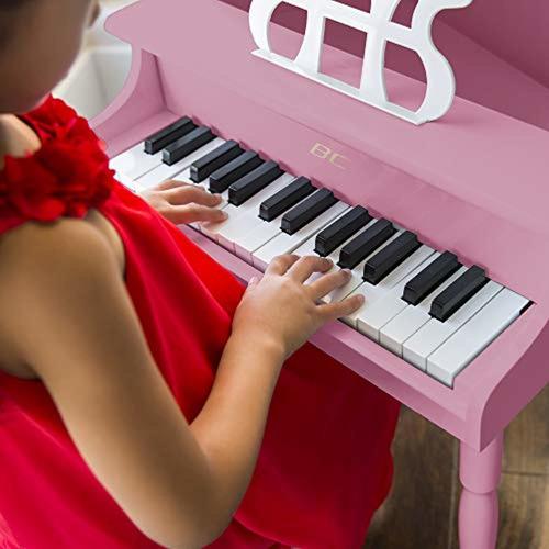 best choice products piano de cola juguete