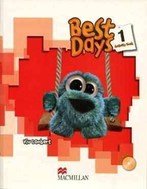 best days 1 - activity book - macmillan