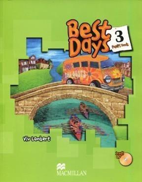 best days 3 - pupils  book - macmillan