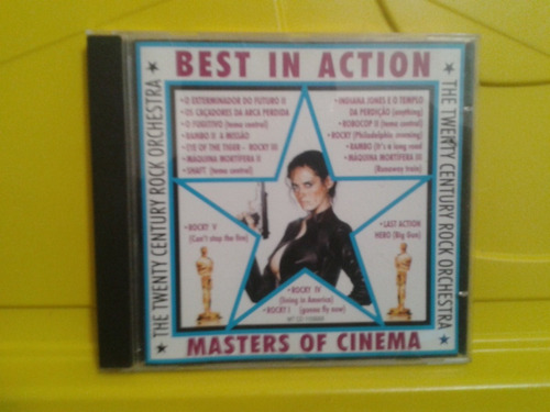 best in action - masters of cinema