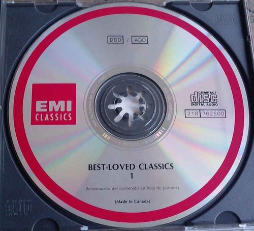 best loved classics 1 cd nacional unica ed 1991 sp0