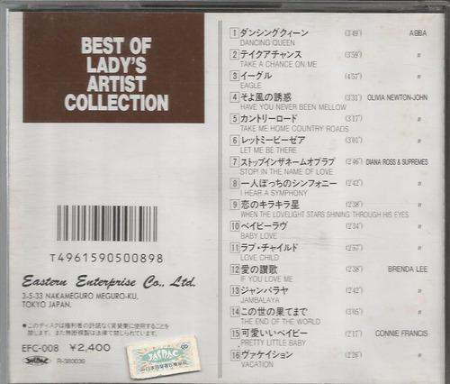 best of ladies artist collection