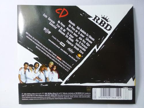best of rbd audio cd en caballito*