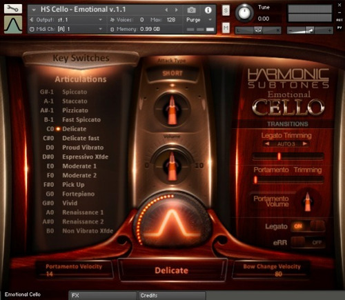 best service emotional cello libreria kontakt vst plugins