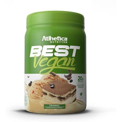 best vegan (500g) atlhetica nutrition