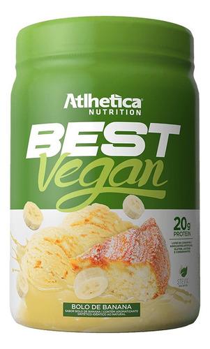 best vegan 500g bolo banana - atlhetica nutrition