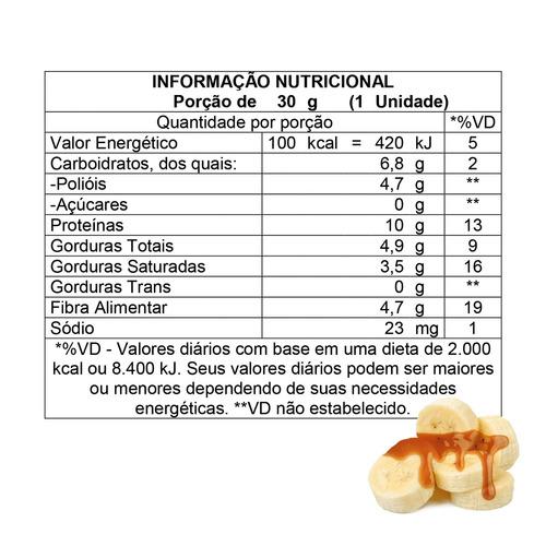 best whey bar (5 unidades) banana caramelizada