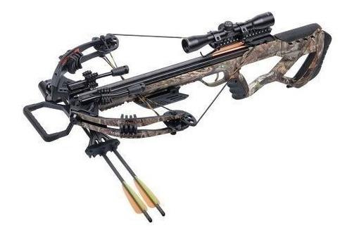 besta composta tormentor 380 crosman flecha carbono luneta