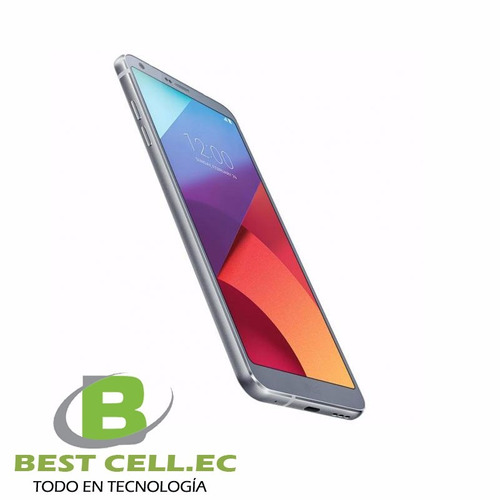 best_cell lg g6 h870 32gb / 4gb ram, + hbs-910, iva incluido