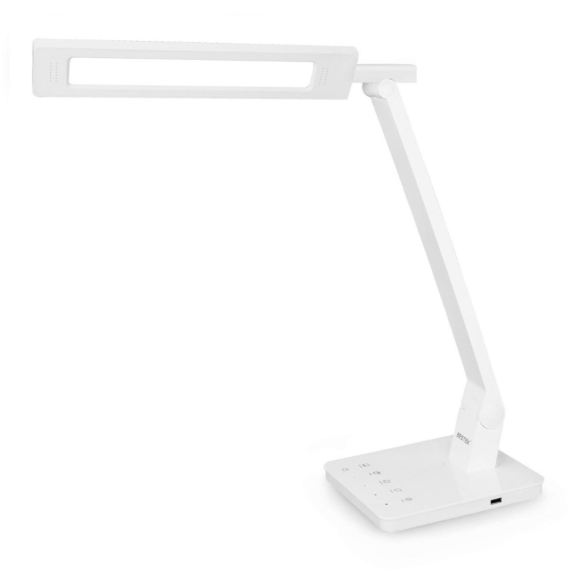 Bestek led desk lamp eye care dimmable modern table lamp 4 modern table lamp 4 cargando zoom aloadofball Images
