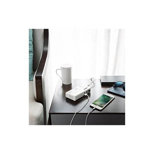 bestek travel adapter convertidor de voltaje 220v a 110v con