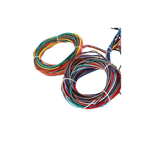 bestequip 12 est�ndar universal hot rod wiring harness muscl  8 circuit wiring harness fuse panel