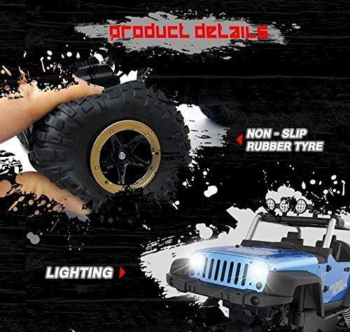 bestoying coche rc off road 24 ghz 2wd de alta velocidad 18
