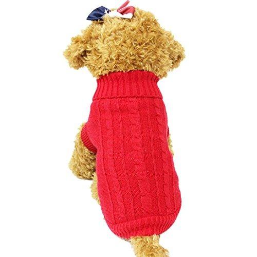 bestpriceam® animal doméstico del perro del gato ropa de in