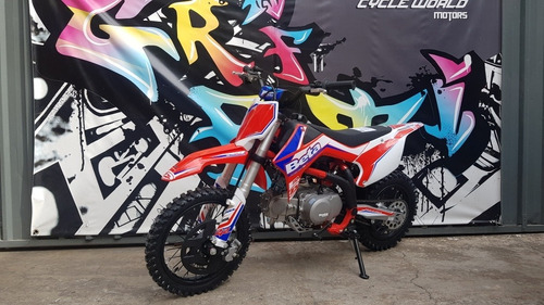 beta 110 rr 0km 2020 pit bike mini cross al 15/5 cycle world