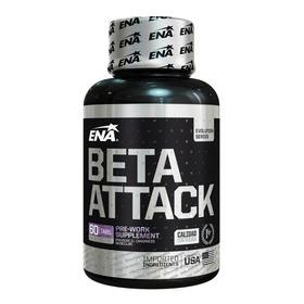 Beta Alanina Attack 60 Tabletas Ena